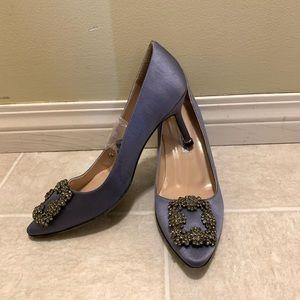 Manolo Blahnik inspired heels